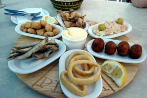 Mallorca Food -  Tapas